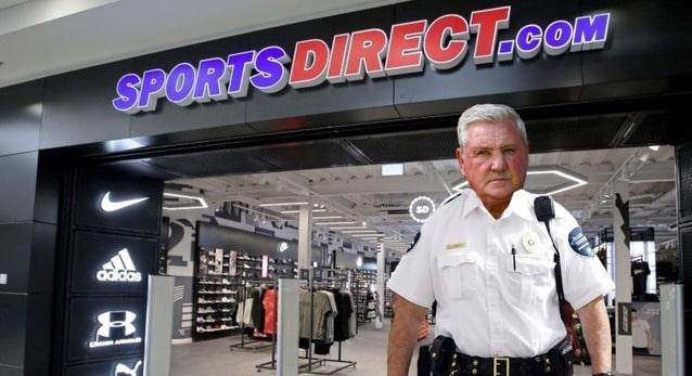 Bruce Sports Direct