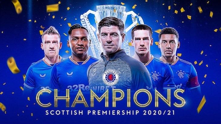 Rangers Champions