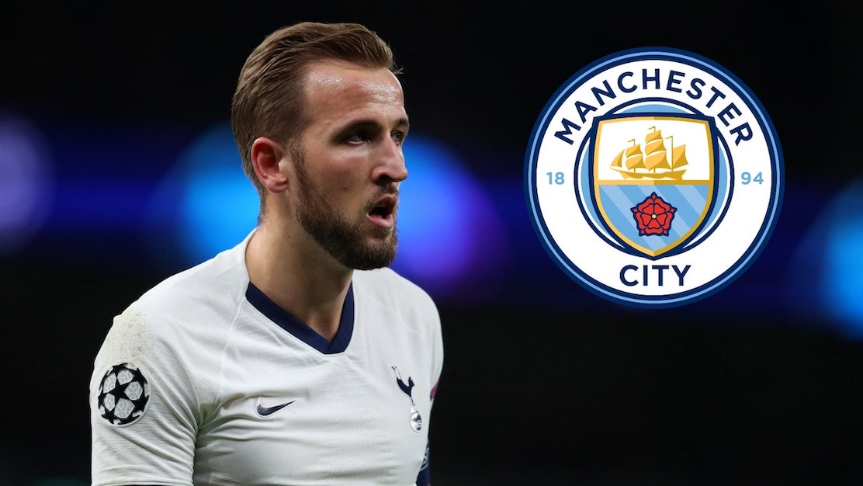 Harry Kane and City