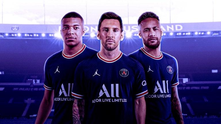 PSG Trio
