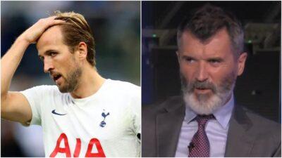 Keane on Spurs