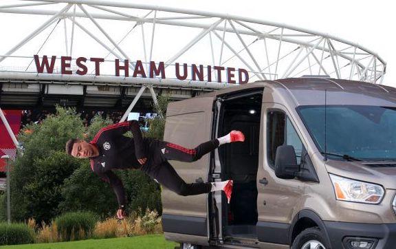Lingard West Ham