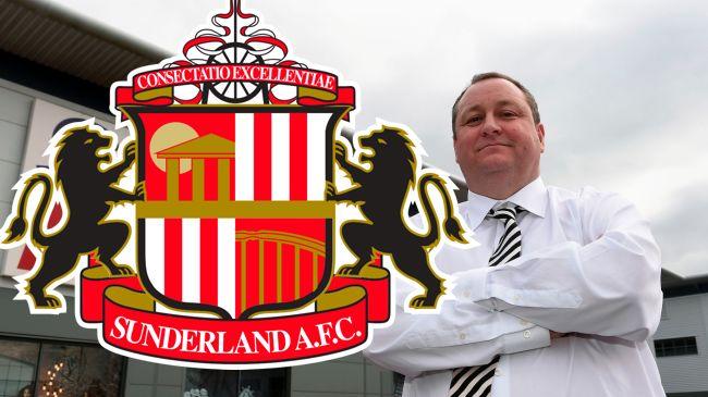 Mike Ashley Sunderland