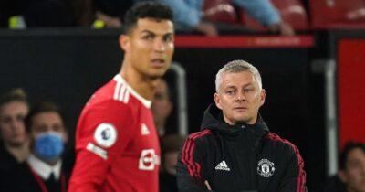 Ronaldo and Ole