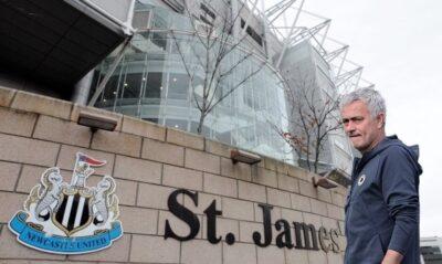 Mourinho Newcastle