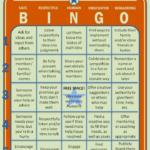Leadership Bingo, leadership assessment, leadership game
