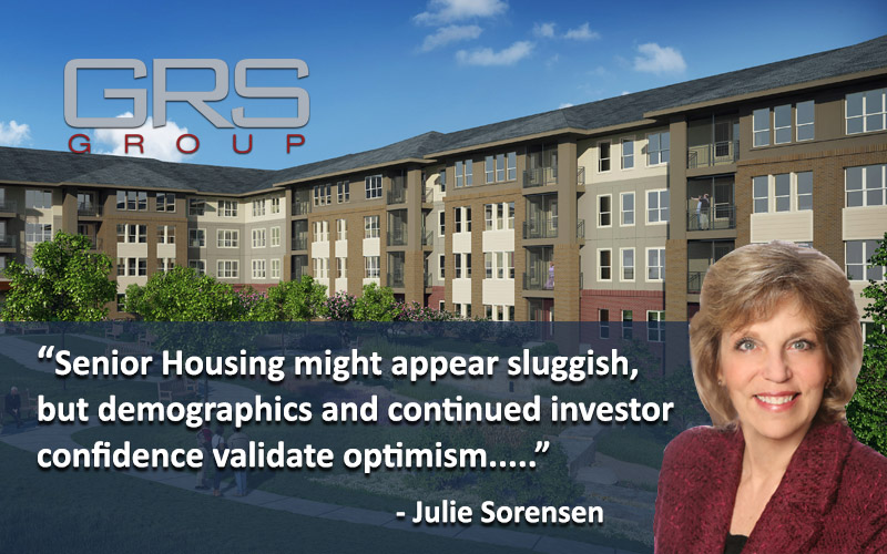 Future Numbers Are in Seniors Housing's Favor