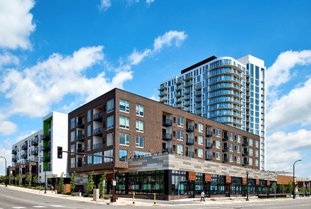 GRS Group Provides Construction Services on Class A Multifamily Development in Minneapolis