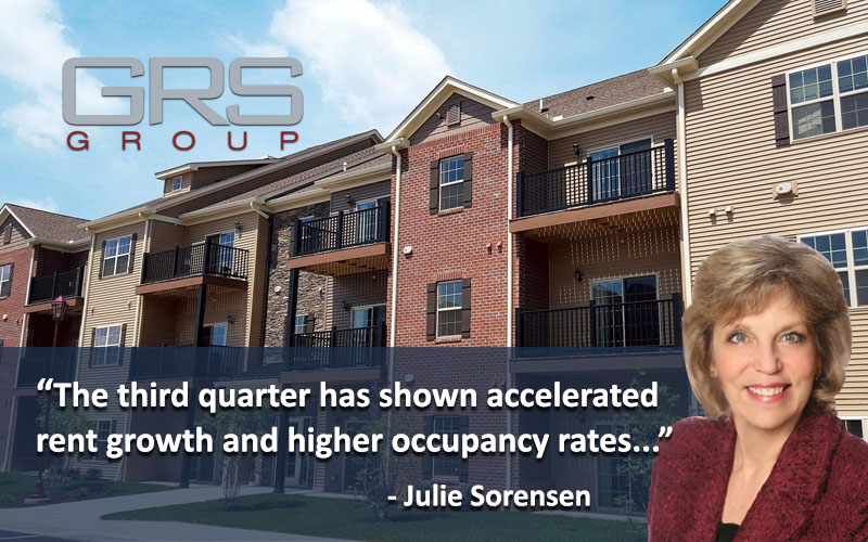 Multifamily Occupancy, Rents Up Despite Overbuilding Fears