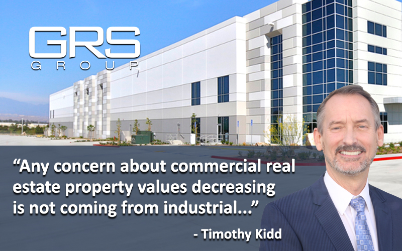 Potential IPT Sale Shows Industrial CRE's Still on Top