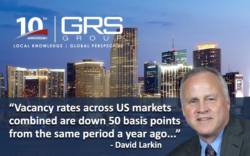Office Market Shows Little Weakness