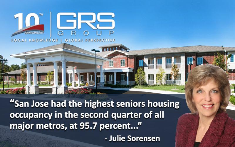 Senior Housing Investors Stockpiling for Aging Boomers
