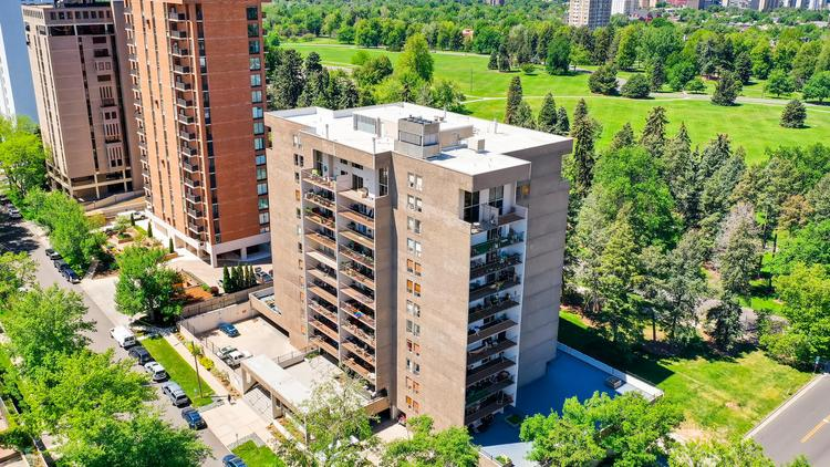 GRS Group Provides Multiple Services on $30M Acquisition of Denver's Cheesman Park Apartments