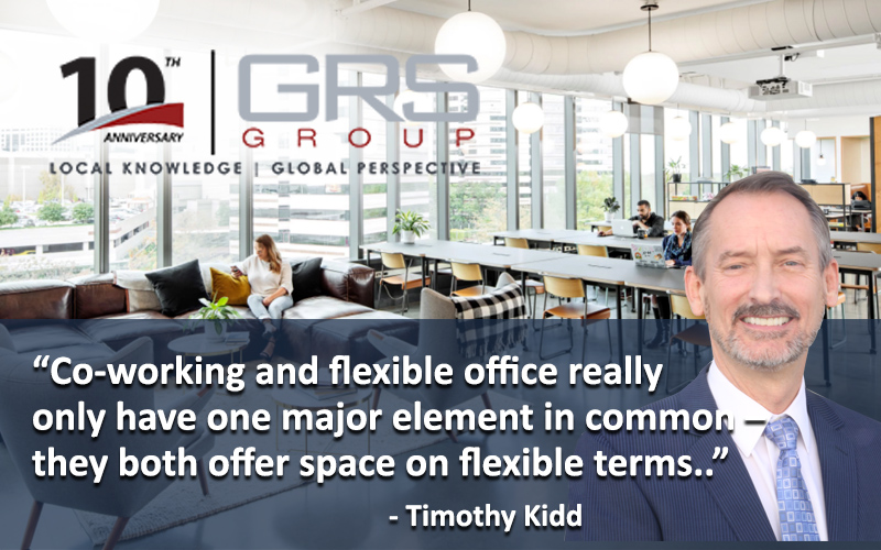 Co-Working and Flexible Office: There's Actually a Difference