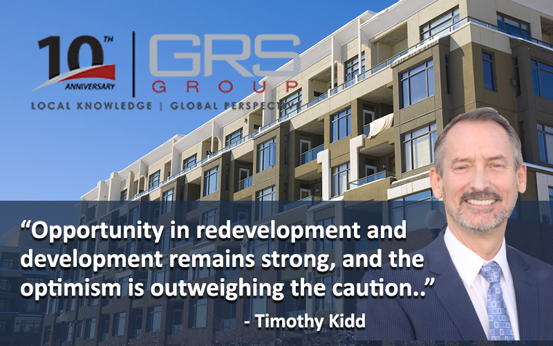 Investors Still See Multifamily Development Potential