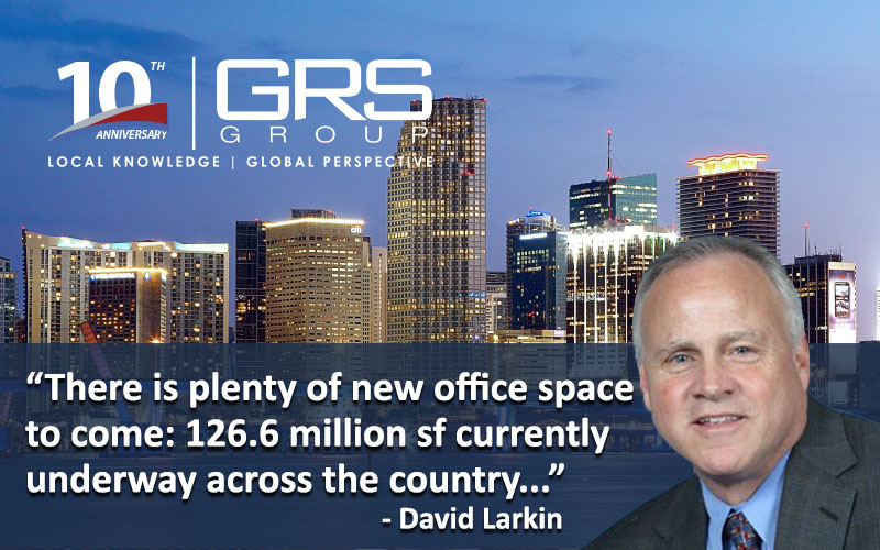 Office Market Hits Another Peak Since Recession
