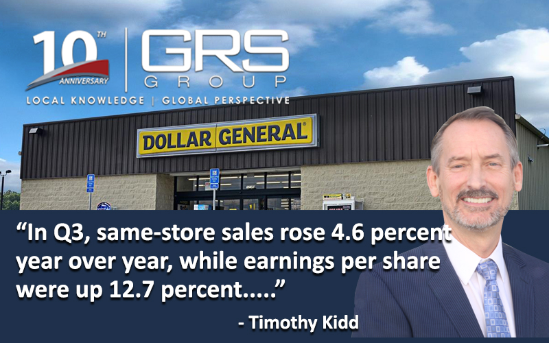 Dollar General Plans Major Store Growth Once Again