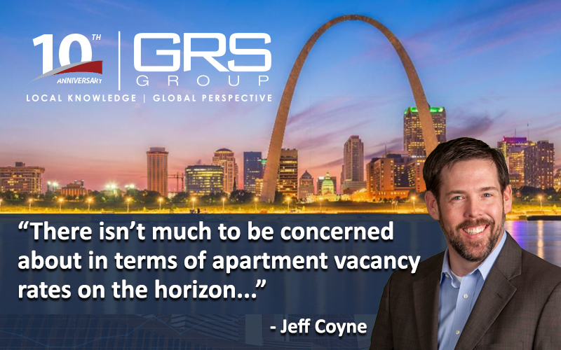 St. Louis MF Leads Year-Over-Year Occupancy Jump?