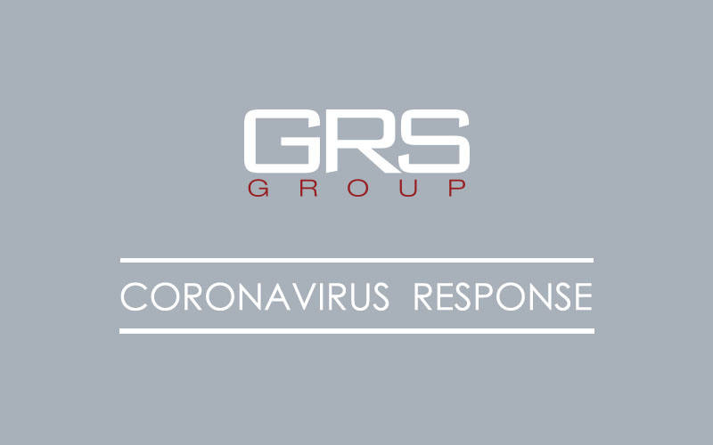 GRS Group – Coronavirus Response Update