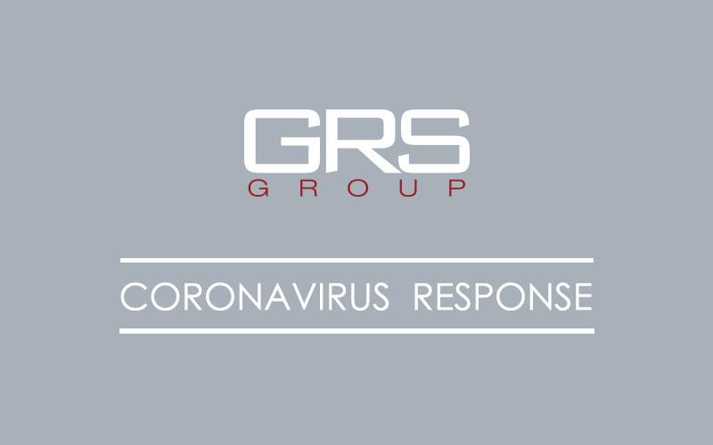 GRS Group – Coronavirus Response Update