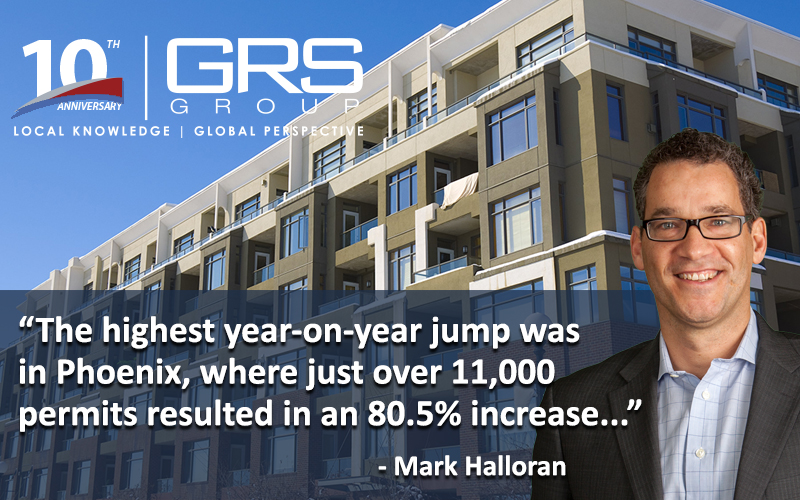 The Multifamily Boom Continues