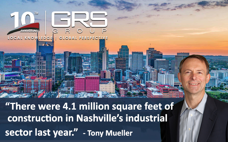 Nashville's CRE Has a Strong Twang