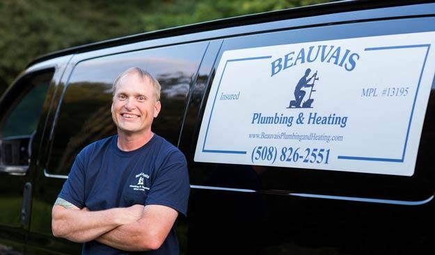 Bill Beauvais Master Plumber