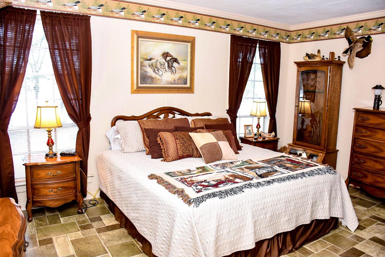 Bedroom #3 With Jack & Jill Bathroom