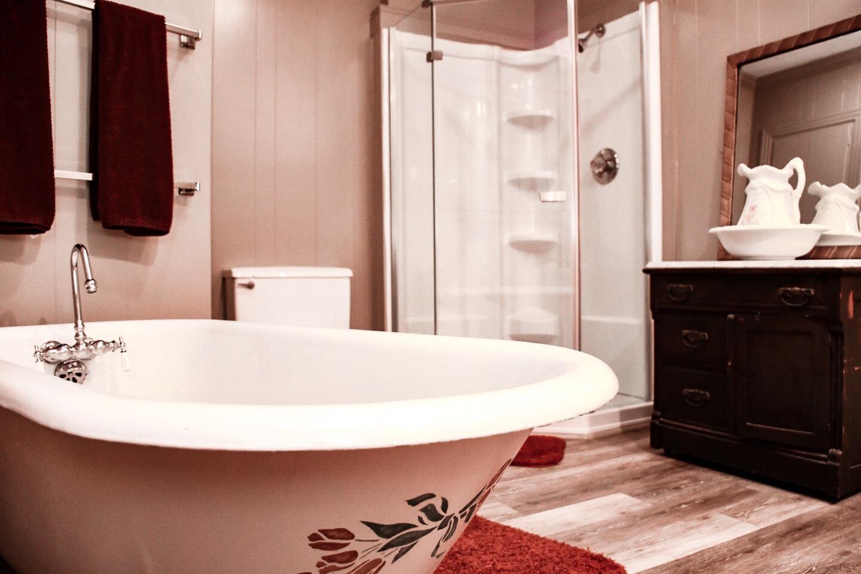 Vintage Bathroom