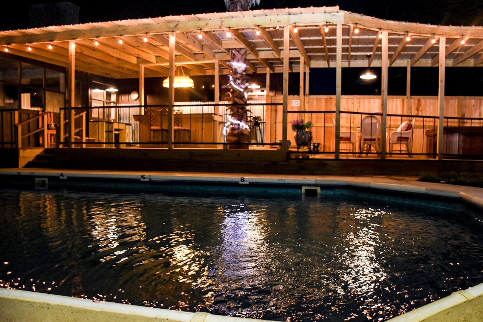 Farmerville Vacation Rentals | Swimming Pool