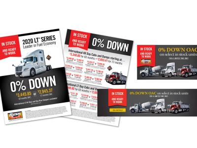 RUSH Truck Centres of Canada