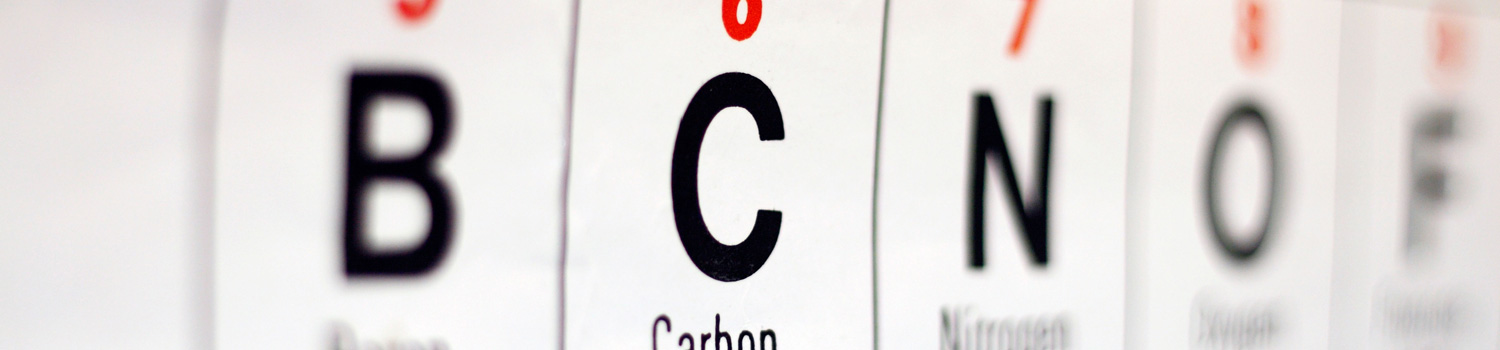 Carbon Periodic Table