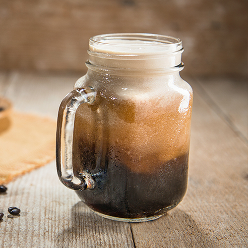 Cold Brewed Coffee...