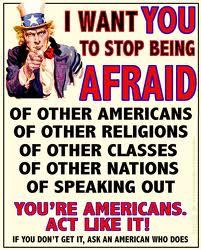 Fear of thy neighbor