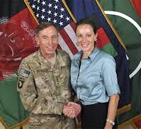 Peneral Petraeus with the mistress