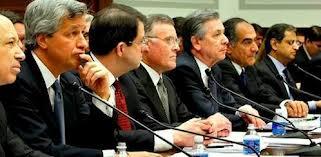Big banks CEO too big to jail