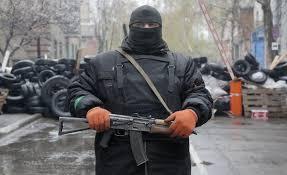 Aggression in Eastern Ukraine