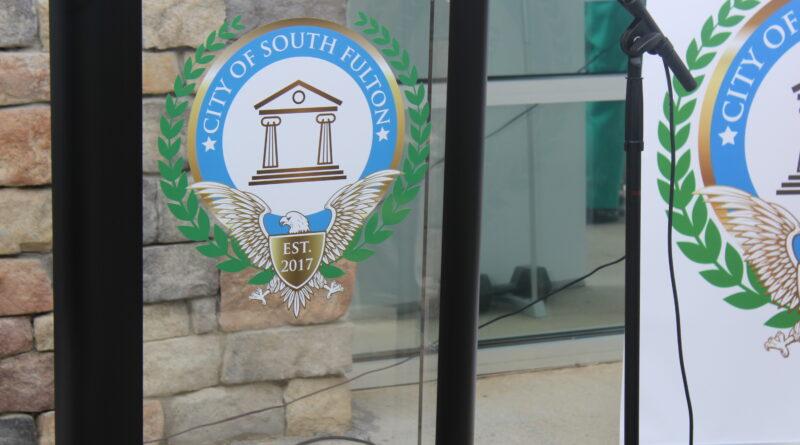 South Fulton City Hall Closed