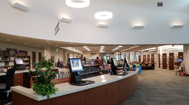 south fulton library - observer