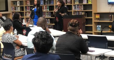 Fulton County Schools Community Board Meeting