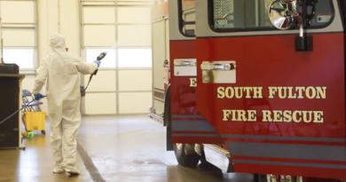 COVID-19 Response in South Fulton