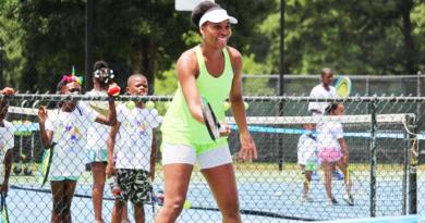 South Fulton Tennis Center - Venus Williams