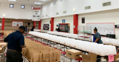 meal distribution - fulton county schools