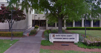 South Fulton Service Center - stonewall tell