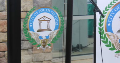 city of south fulton podium