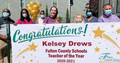 fulton county schools teacher of the year