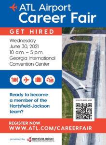 atlanta airport career fair