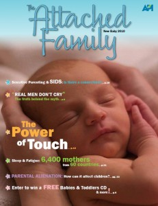 The Attached Family Magazine - Spring, 2010