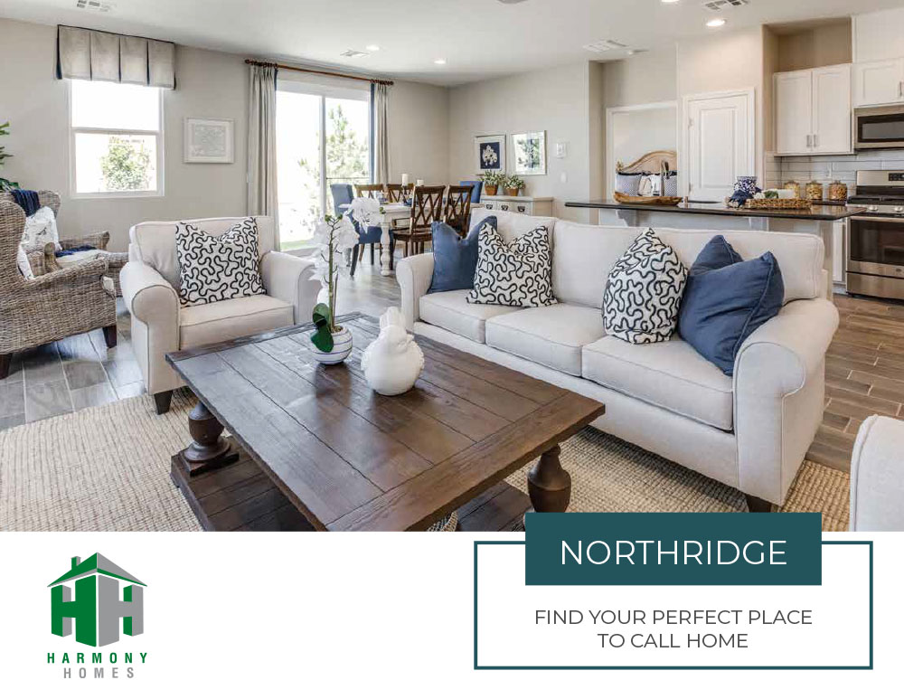 Harmony Homes Northridge Brochure 2020
