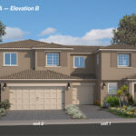 Harmony Homes Quail Ridge Elevations